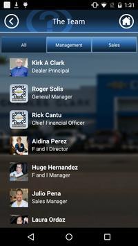 Clark Chevrolet apk screenshot