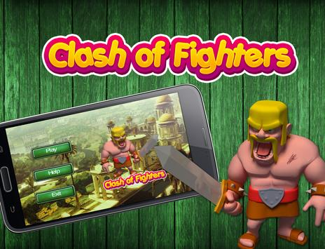 Clash of Fighters poster