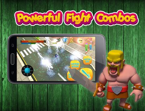 Clash of Fighters screenshot 2