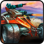 Riot Car Racing Battle Driver icon