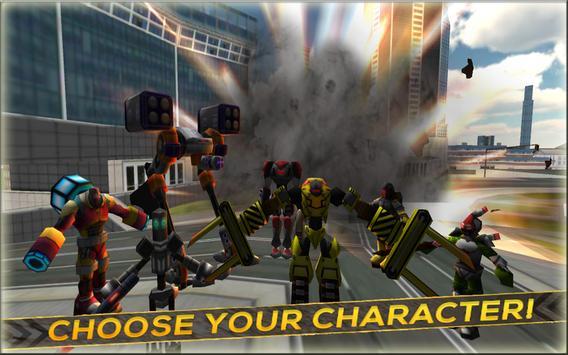 Fighting Robots Battle screenshot 8