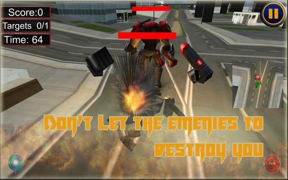 Fighting Robots Battle screenshot 11