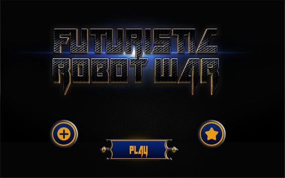 Fighting Robots Battle screenshot 14