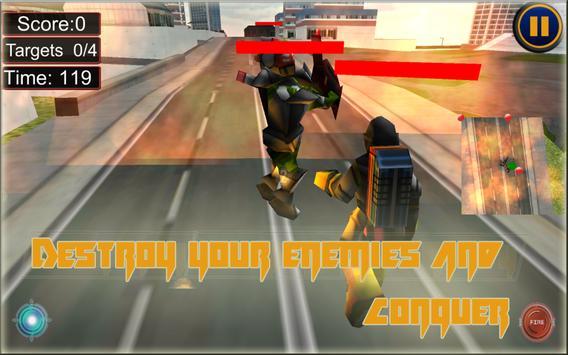 Fighting Robots Battle screenshot 2