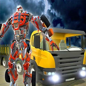 X Robot Transport Big Truck icon