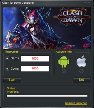 Guide for Clash for Dawn apk screenshot