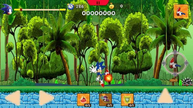 Temple Super Sonic Run screenshot 2