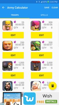 ToolKit for Clash of Clans Cartaz