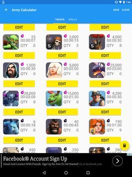 ToolKit for Clash of Clans imagem de tela 10