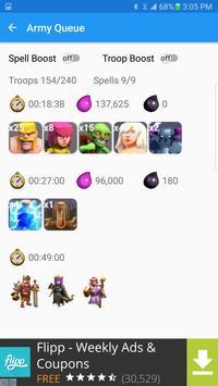 ToolKit for Clash of Clans imagem de tela 2