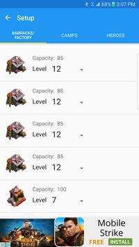 ToolKit for Clash of Clans imagem de tela 3