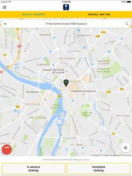 TC - Votre Chauffeur screenshot 5