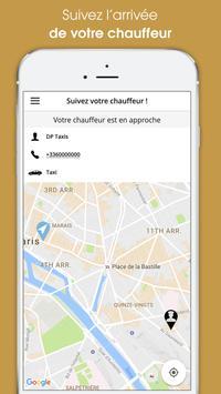 DP Taxis apk screenshot