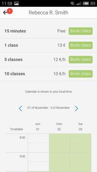 Classgap: Online tutors apk screenshot
