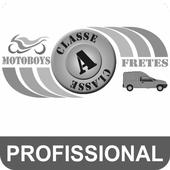 CLASSE A LOGÍSTICA MOTOBOY icon
