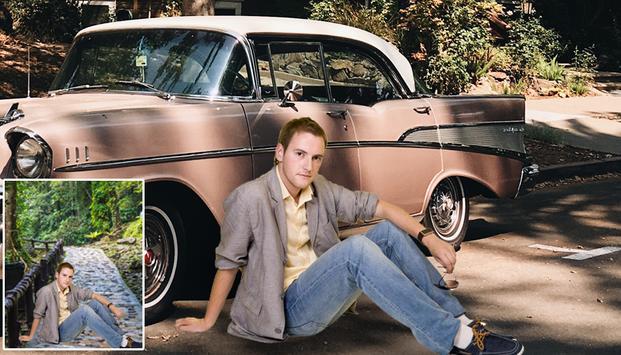 Classic Car Photo Editor screenshot 3