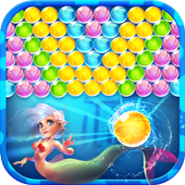 Shoot Bubble Atlantis Pop icon