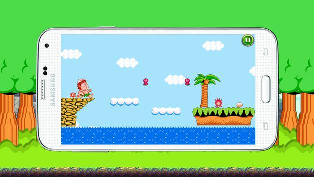 Super Adventure in Island screenshot 5