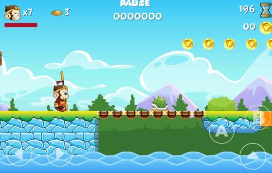 Classic Mario (Wukong) apk screenshot