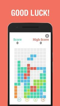 Magic puzzle brick game :most fun classic free screenshot 2