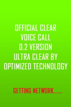 4g Clear Voice Call for Jio screenshot 4