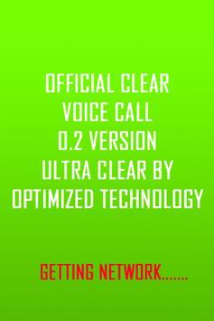 4g Clear Voice Call for Jio screenshot 3