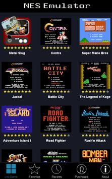 NES Emulator - Free NES Game Collection poster