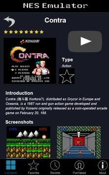 NES Emulator - Free NES Game Collection screenshot 1