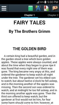 The Brothers Grimm Fairy Tales poster