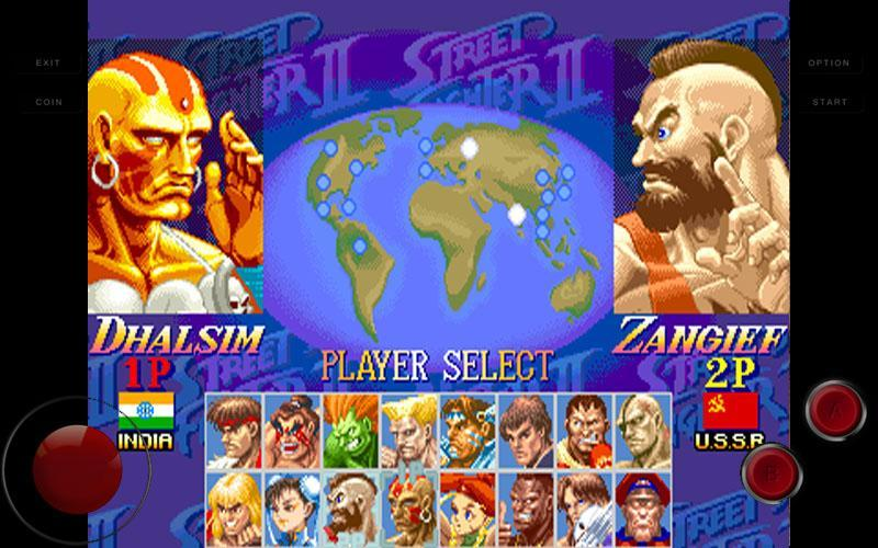 Pause Street Fighter 2 Sf2 For Android Apk Download