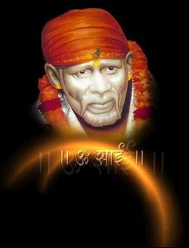 Sai Baba Mantra poster