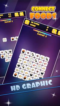 Connect Foods: Onet Connect Foods Classic Free screenshot 4