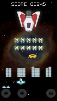 Arcade Invaders from Auriga apk screenshot