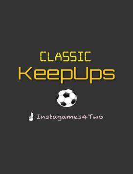 Classic KeepUps screenshot 3