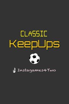 Classic KeepUps poster