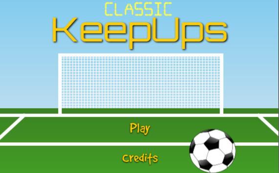 Classic KeepUps screenshot 1