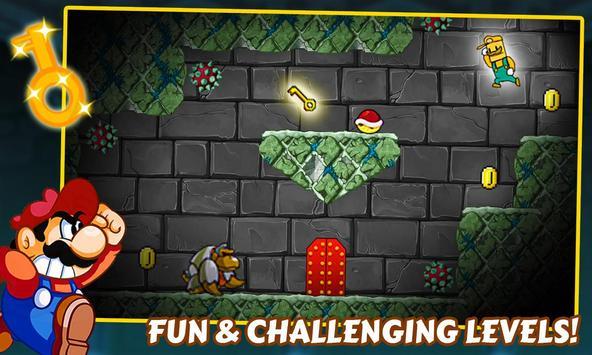 Classic Smash Adventures World screenshot 5