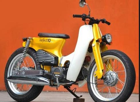 Classic motorcycle design screenshot 2