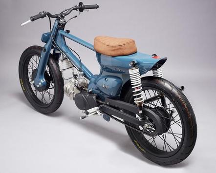 Classic motorcycle design screenshot 3