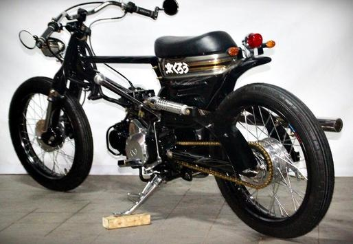 Classic motorcycle design screenshot 4