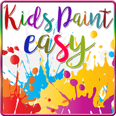 Kids Paint Easy icon