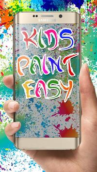 Kids Paint Easy poster