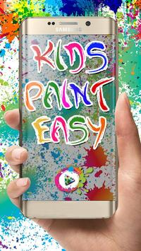 Kids Paint Easy screenshot 1