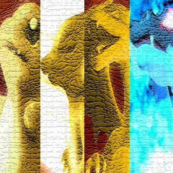 Puzzle Game : DIGI-MON Linkz! Character screenshot 3