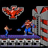 Classic Contra Game icon