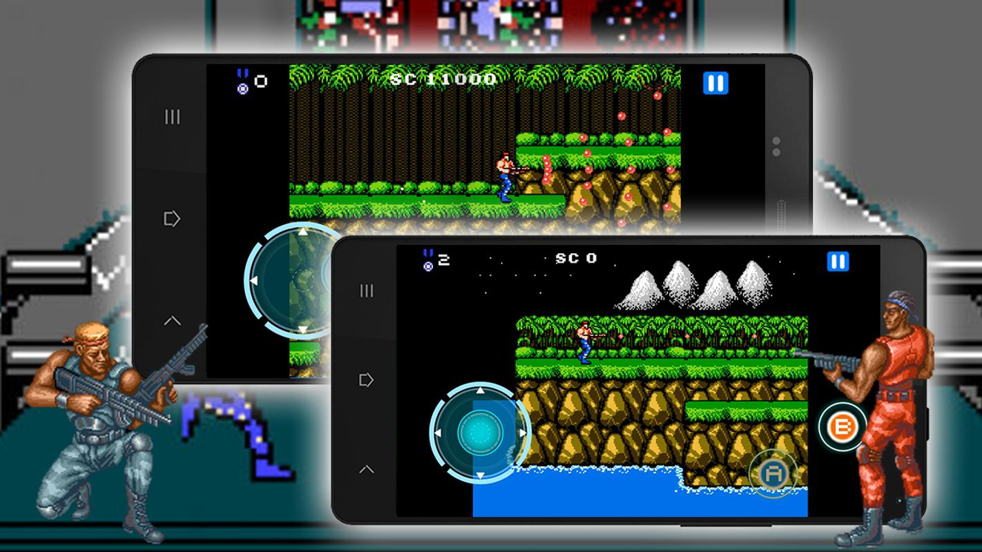contra game for pc windows 8.1