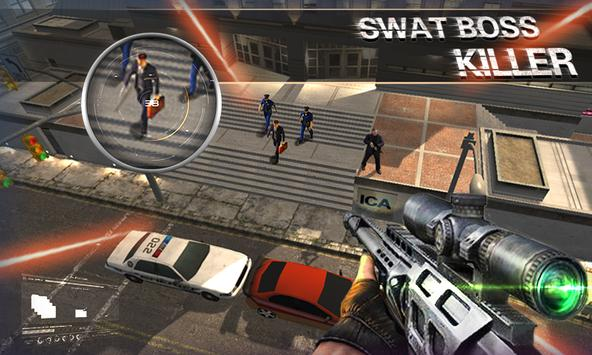 SWAT Boss Killer apk screenshot