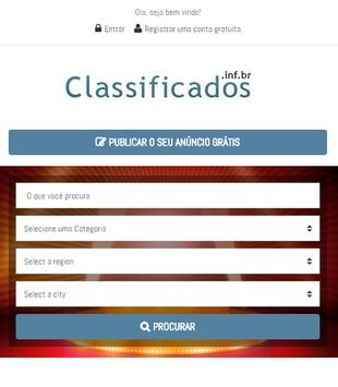 Classificados Brasil poster