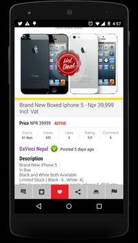 Oho Bazaar - Free Classified apk screenshot