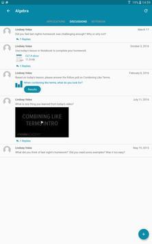 FTIS Learning Link screenshot 9